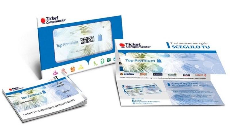 Ticket compliments Top Premium, cosa sono e dove spenderli